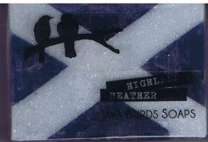 Highland Heather Soap