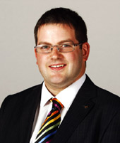 Mark McDonald MSP